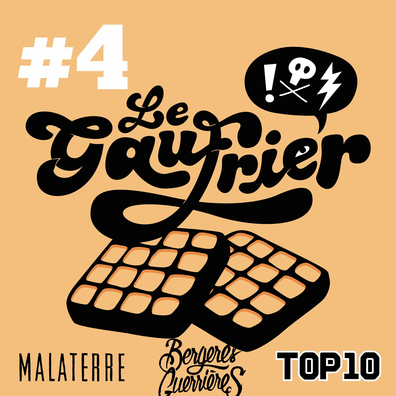 Programme podcast BD Le Gaufrier épisode 4